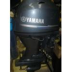 Yamaha F60 hp 2010 four stroke engine